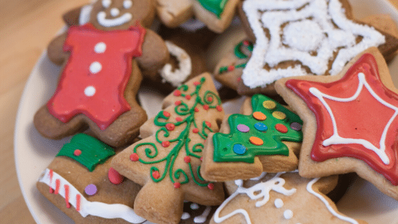 Healthy Holiday Reminders & Goals for the New Year